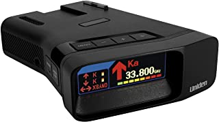 Uniden R7 Xtreme Long Range Laser/Radar Detector, Built-in GPS with Auto Learn Mode, Dual-Antennas Front & Rear w/Directio...