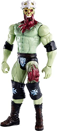 WWE Zombies Triple H Action Figure by Mattel