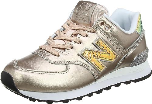 New Balance 574v2 Glitter Pack, Sneaker Donna
