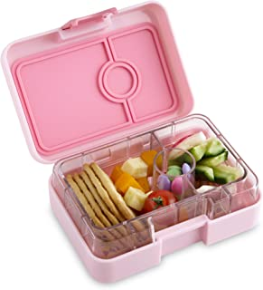 Yumbox MiniSnack Leakproof Snack Box (Coco Pink) - Small Size