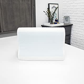 SensorPEDIC Essential Collection Contour Pillow, White