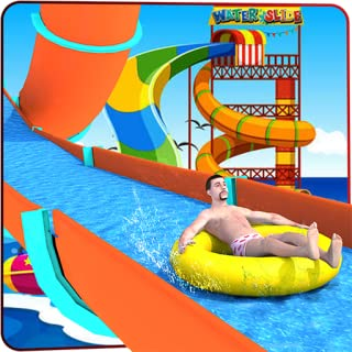 water slide game android