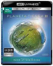 Planet Earth II - Planeta tierra II (4K Ultra HD + Blu-ray)
