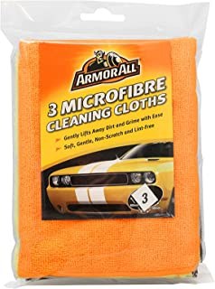 Armor All GAA40075EN 3 Micro Fiber Cleaning Cloths 824