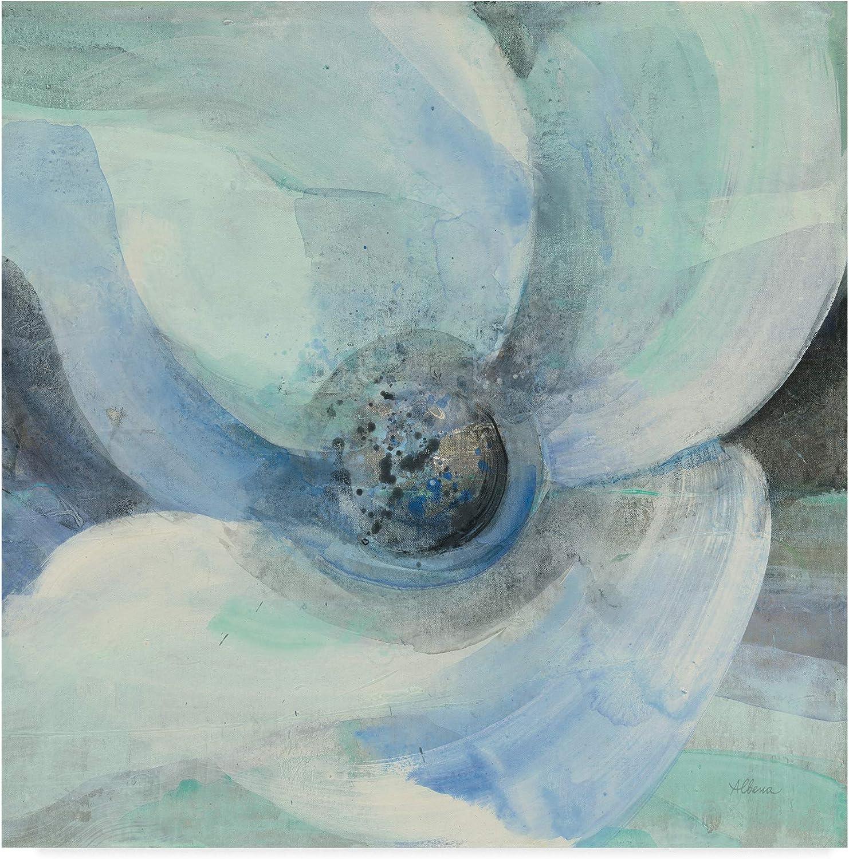 Trademark Fine Art Moonlight Magnolia II by Albena Hristova, 14x14