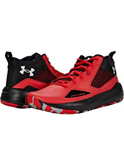 Men's Under Armour Red Sneakers