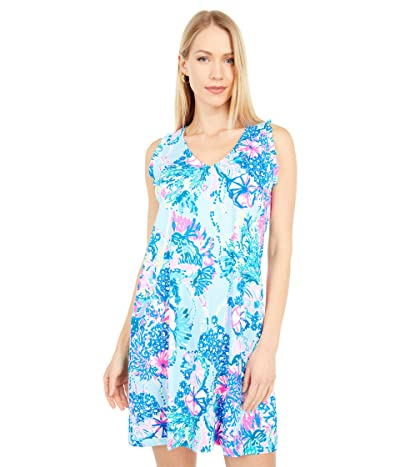 Lilly Pulitzer Aron Dress (Multi Beach You To It) Women