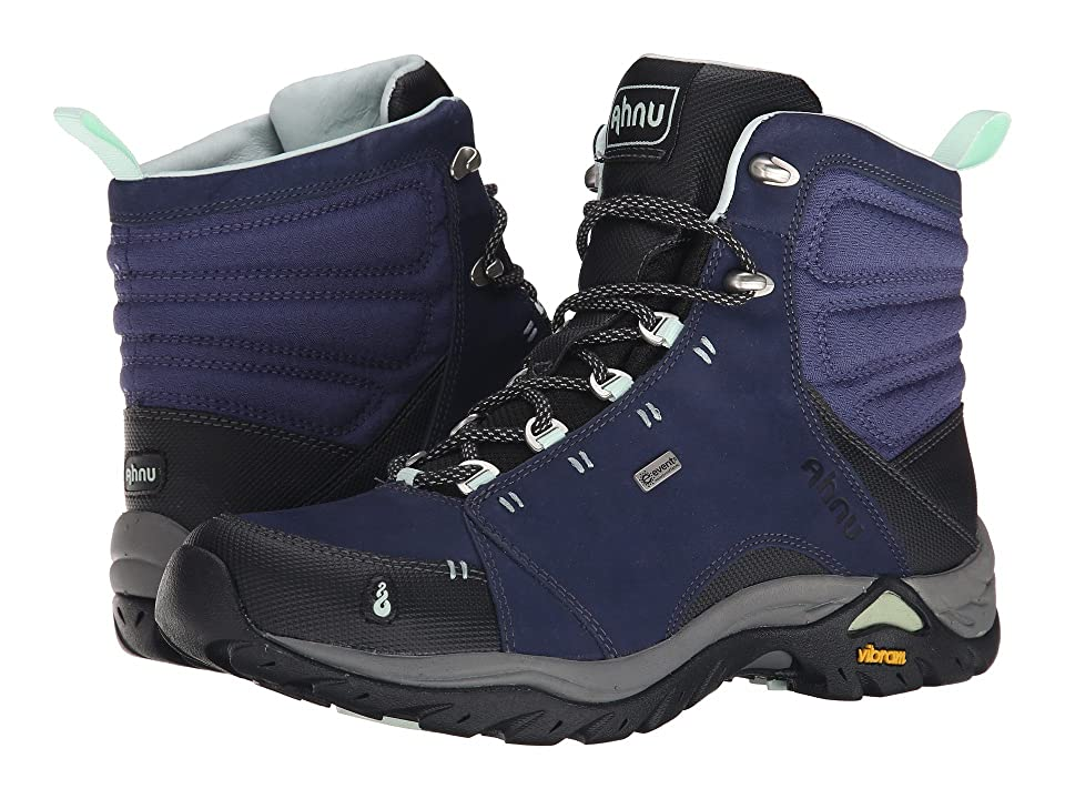 Ahnu Montara Boot (Midnight Blue) Women