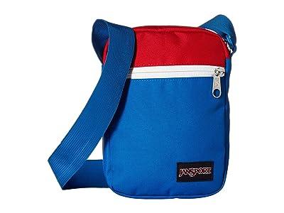 JanSport Weekender (Red/White/Blue) Bags