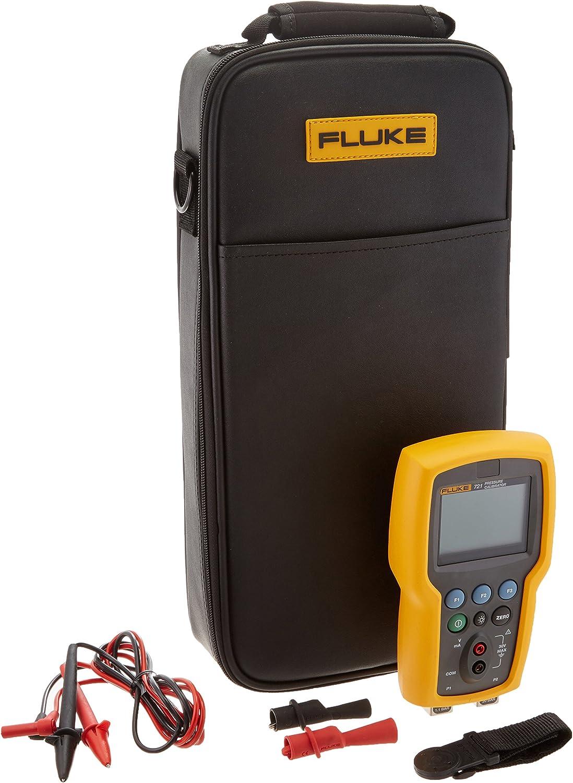 Fluke FLUKE-721-1603 unisex Dual Sensor Pressure PSIG Calibrator 3 16 Max 47% OFF