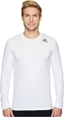 Alphaskin Sport Fitted Long Sleeve Tee