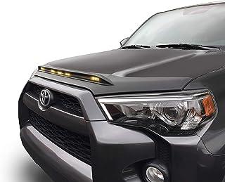 Auto Ventshade (AVS 753025 Aeroskin Lightshield Hood Protector for 2010-2020 Toyota 4Runner, Black