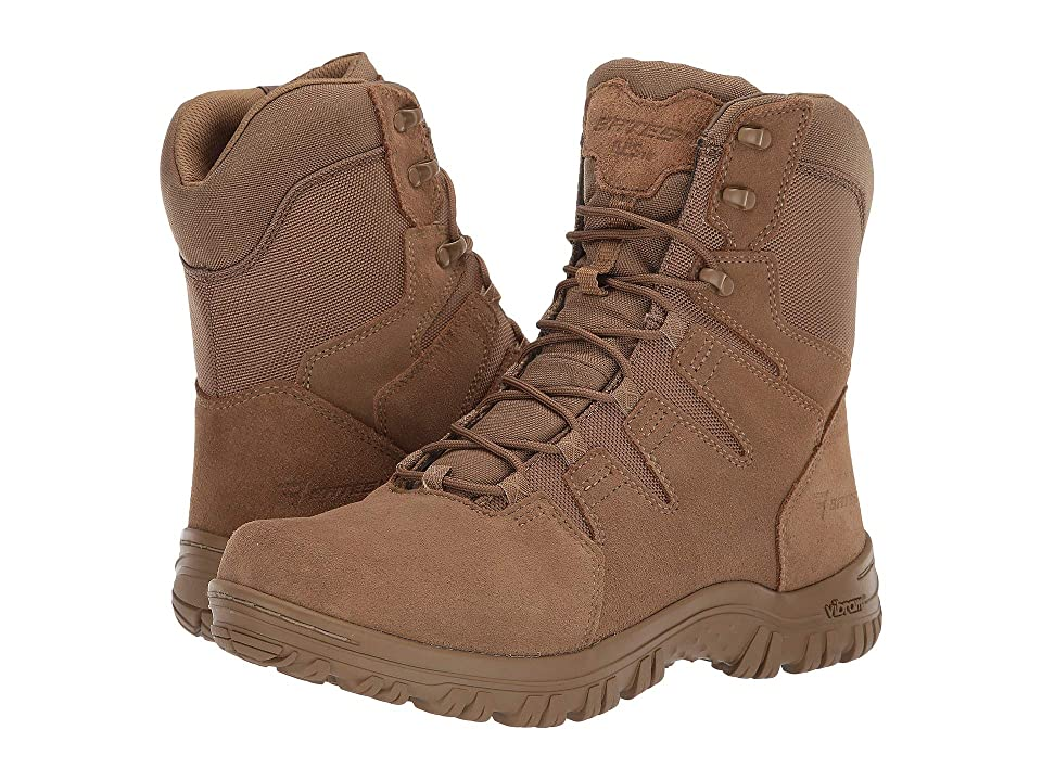 85fe9c7f79c Bates Footwear Maneuver Hot Weather Silver  164.95. Black