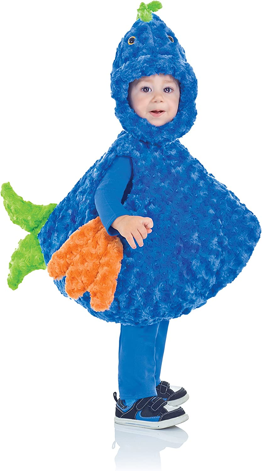 Underwraps Toddler's Big Ranking TOP9 Mouth Clown Fish Belly Babies Max 79% OFF Costume