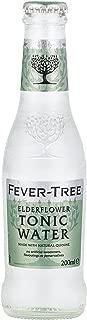 Fever-Tree Elderflower Tonic Water, 6.8 Fl Oz (Pack of 24)