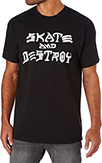 33fb1820b2 Thrasher Skate And Destroy Tee White