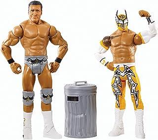 WWE - Paquetes De Batalla Serie 31 Alberto Del Rio & Sin Cara Figuras