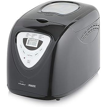 Princess Machine à pain - 15 programmes - Affichage digital - Capacité max. 900 gr - Sans BPA bisphénols