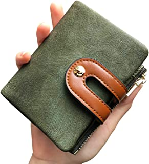 women's wallet with change purse