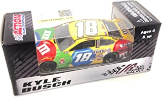 Lionel Racing Kyle Busch 2019 M&M's NASCAR Diecast Car 1:64 Scale