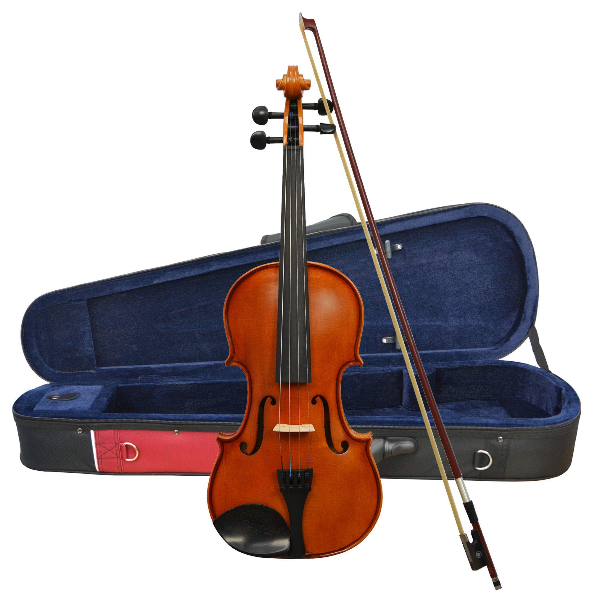 Forenza F2151H - Violín 1/10 con Accesorios, Marrón, 1/1: Amazon.es: Instrumentos musicales