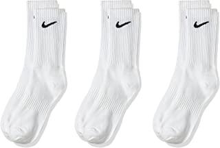 Nike Men's U NK EVERYDAY LTWT CREW 3PR Socks