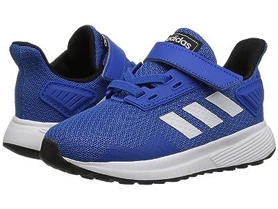 adidas Kids Duramo 9 (Toddler) (Blue/White) Boy
