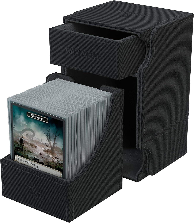 Gamegenic Deck Box 100 Black