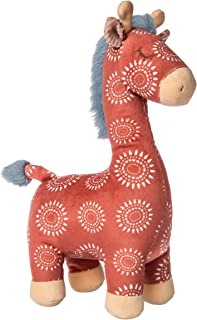 Mary Meyer Boho Baby Stuffed Animal Soft Toy, 12-Inches, Giraffe