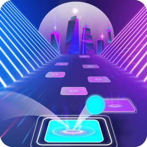 Magic tiles hop 3D EDM Rush! Dancing Ball Hop Music Game Forever