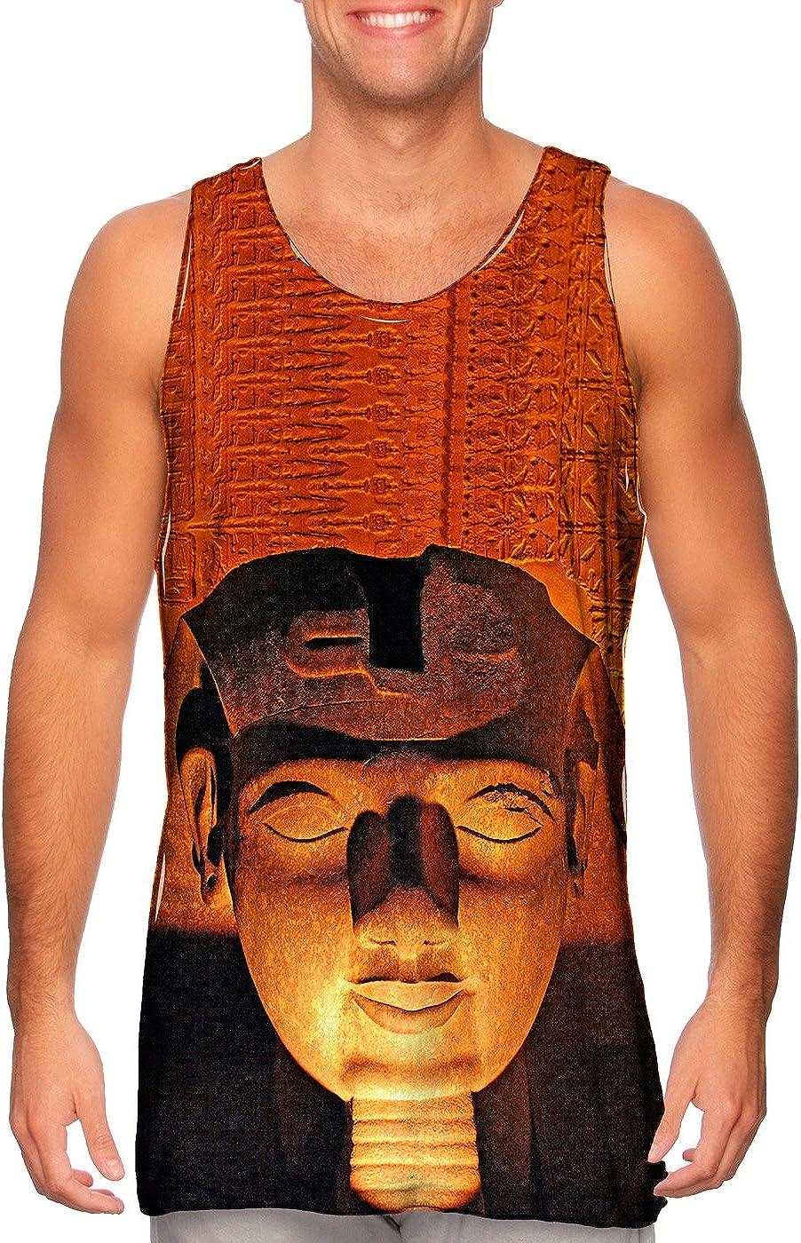 Oakland Ranking TOP1 Mall Yizzam- Egyptian Statue -Tshirt- Tank Mens Top