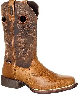 حذاء Rocky Mens Dakota Ridge ذو الرقبة الغربي المقاوم للماء بمقدمة مربعة - Rkw0241
