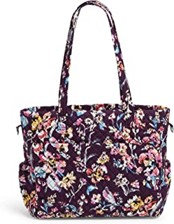 Vera Bradley Iconic Ultimate Baby Bag, Signature Cotton, Indiana Rose