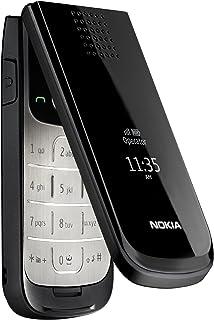 Nokia 2720 fold - Móvil libre (32 MB de capacidad) color negro