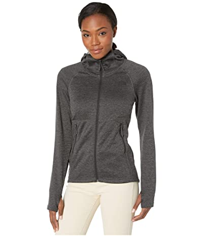 The North Face Canyonlands Hoodie (TNF Dark Grey Heather) Women