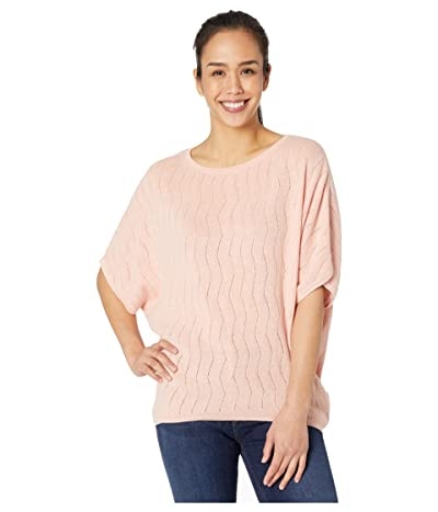 Smartwool Everyday Exploration Pullover Sweater (Rose Cloud Heather) Women