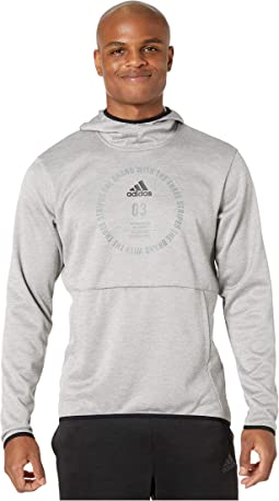 Medium Grey Heather Solid Grey/Heather/Black