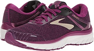 Brooks Women's Adrenaline GTS 18 Purple/Black/Champagne 7...