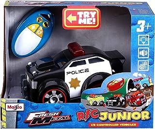 Maisto R/C Junior Police Car Radio Control Vehicle