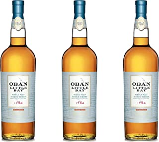 Oban Little Bay, 3er, Single Malt, Whisky, Scotch, Alkohol, Alokoholgetränk, Flasche, 43%, 700 ml, 709605
