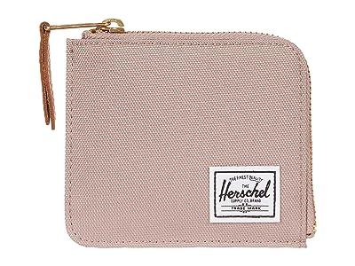 Herschel Supply Co. Jack RFID (Ash Rose) Wallet Handbags