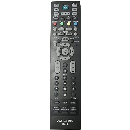 Zenith For New com Control Amazon Fit Lg Remote Universal