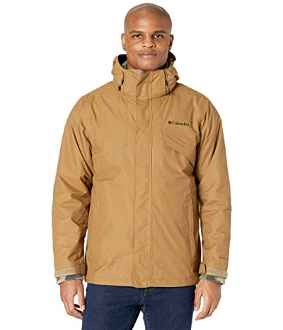 Columbia Bugabootm II Fleece Interchange Jacket (Delta/Cypres Trad Camo Print/Shark) Men
