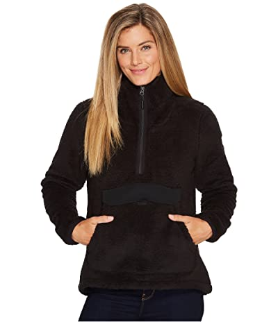 The North Face Campshire Pullover Hoodie (TNF Black) Women