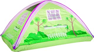 Pacific Play Tents 19600 Kids Cottage Bed Tent Playhouse - Twin Size