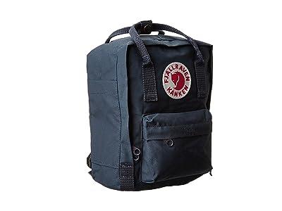 Fjallraven Kanken Mini (Navy) Backpack Bags