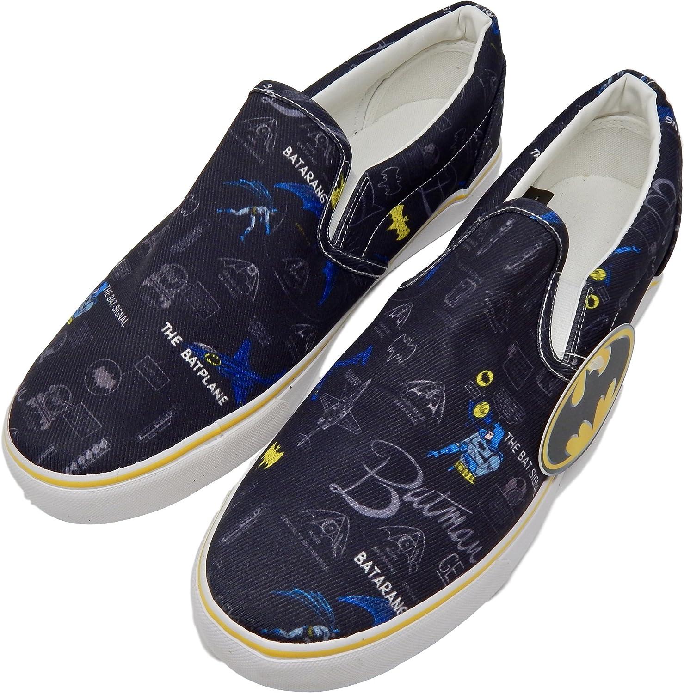 Bioworld Batman Gear Unisex DEK shoes