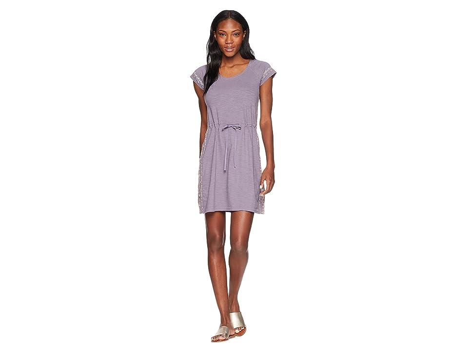 Woolrich Eco Rich Bell Canyon Dress II (Violet Indigo) Women