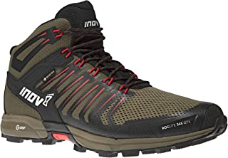 Inov-8 Mens Roclite 345 GTX | Waterproof Hiking Boots | Non Slip | Great for Outdoor Winter Adventures | Perfect in Snow
