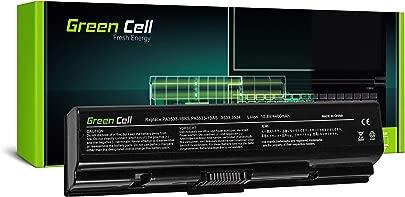 GC Laptop Akku f r Toshiba Satellite A500-1DN A500-1DU A500-1E4 A500-1E5 A500-1EC 4400mAh 10 8V Schwarz Schätzpreis : 29,95 €